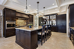 custom kitchen design ideas